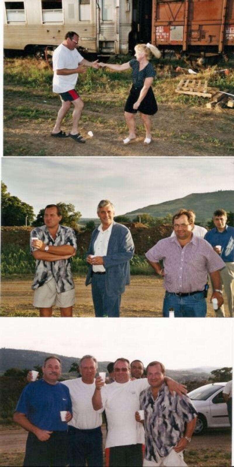 Clermont Ferrand Aout 2001