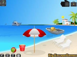 Jouer à Beach house escape complete