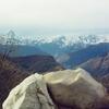 Du sommet du Soum de las Picarras (1349 m), Cezy, Ossau et Sesques