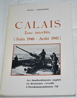 Livres sur Calais