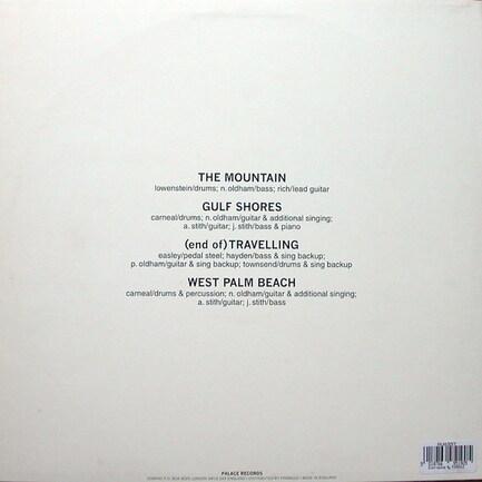 Les SINGLéS # 84: Palace - Mountain EP (1995)
