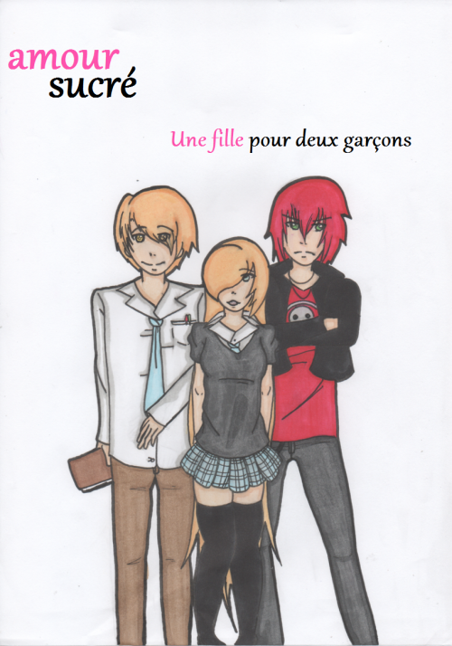 Amour sucre une fille pour 2 garcon fanfiction [PUNIQRANDLINE-(au-dating-names.txt) 70