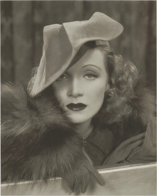 Marlene Dietrich by James N. Doolittle c.1931