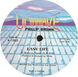 Phillip Brown - Easy Life