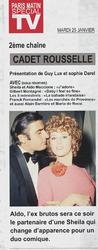24 janvier 1972 / CADET ROUSSELLE