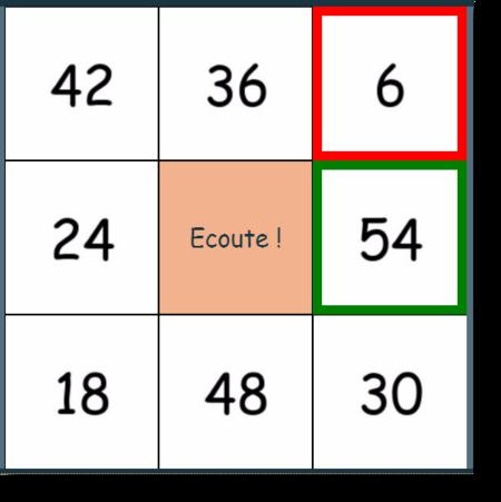 Multiplication en ligne