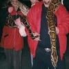 Serpent sur location