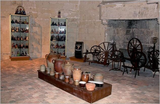 Musée des Coiffes et Traditions d'Anjou (2è partie)
