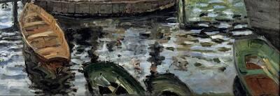La Grenouillère -Renoir - Extrait