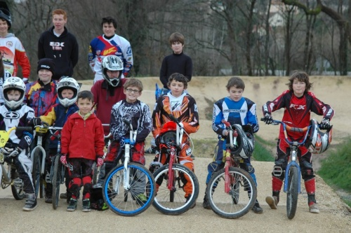 Le club de BMX de Terrasson, seul club de Dordogne