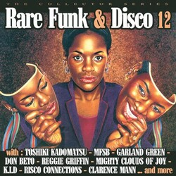 V.A. - Rare Funk & Disco - Vol.12 - Complete CD