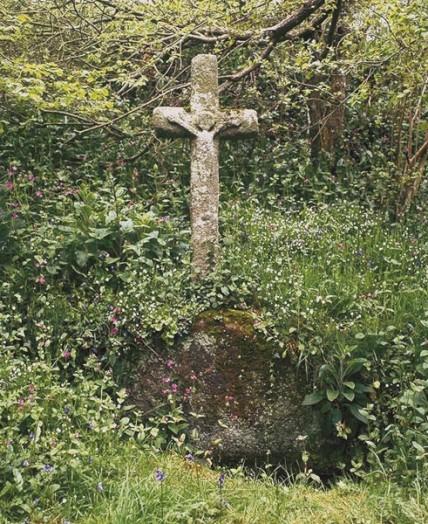 Plouguin, fontaine Saint Pirric