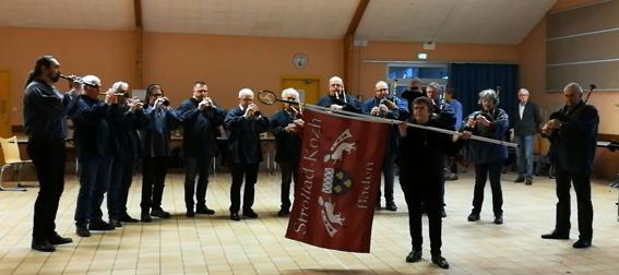 Fest deiz à Baden, avec notre toute nouvelle bannière