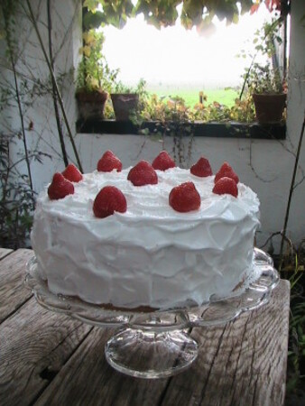 Coconut & Strawberries