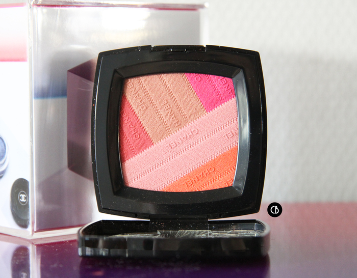 Le super blush Sunkiss Ribbon de Chanel