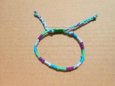 Bracelet Brésilien Rond (2)