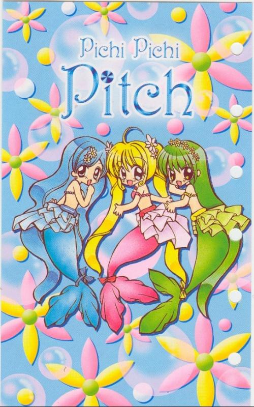 Chanson de pichi pichi pitch en français