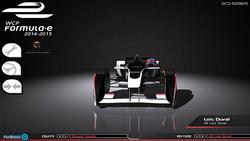 Team Dragon Racing - Loic Duval