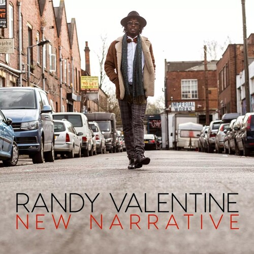 Randy Valentine - New Narrative (2017) [Alternative Reggae]