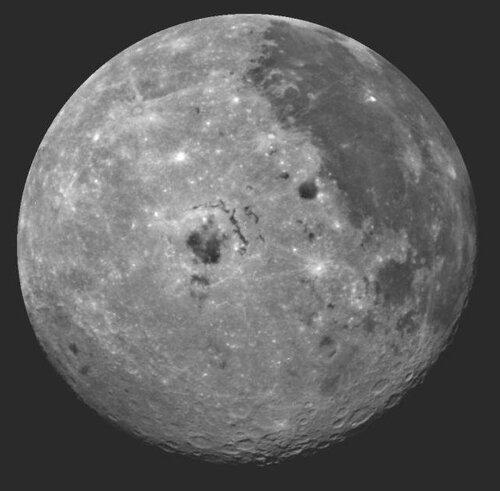 La Lune controversée