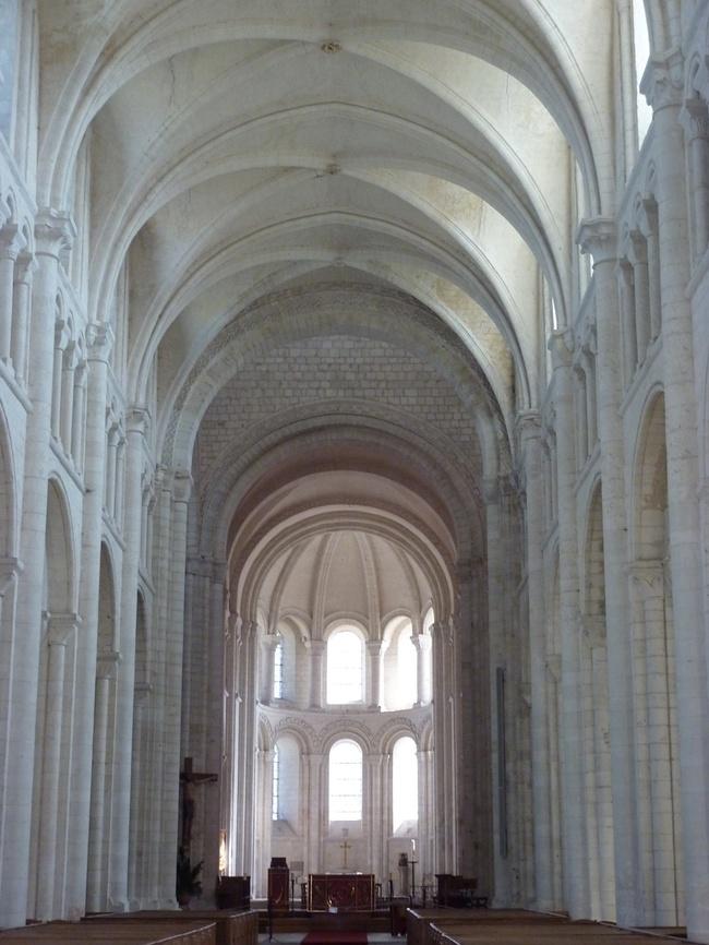 St Georges de Boscherville