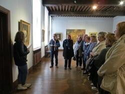 Suivez nos élèves-guides au musée