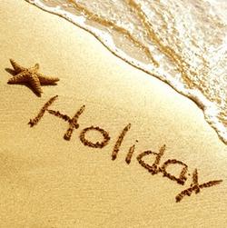 Vive les vacances...