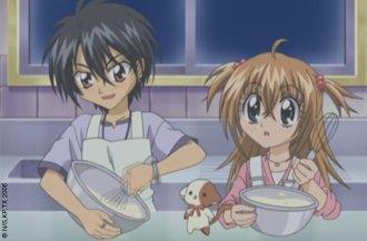Images de Kilari et Hiroto Episodes 1,2 et 3 Saison 1