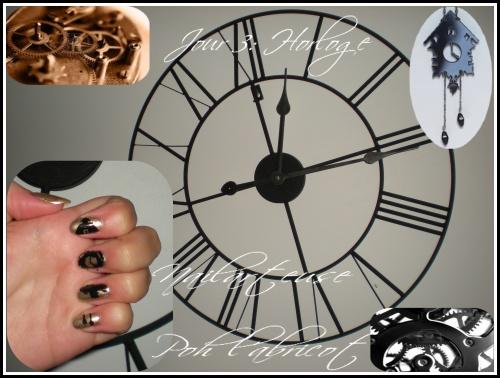 Jour 3: Horloge
