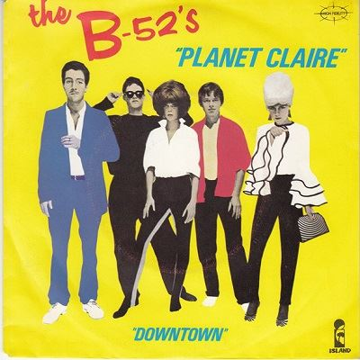 B-52's - Planet Claire - 1979