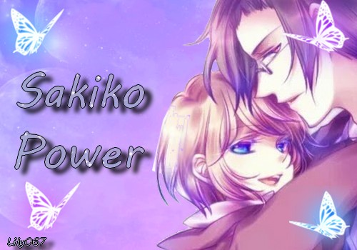 "Le fameux ""Sakiko Power"" XD"