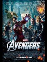 Avengers affiche