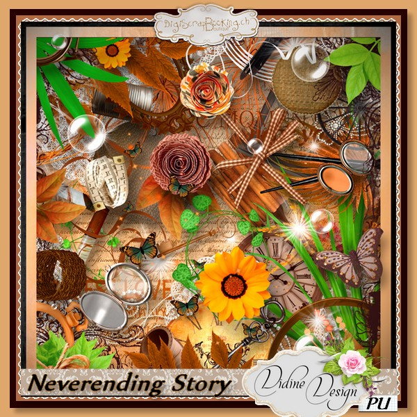 NeverEnding Story by Didine Design