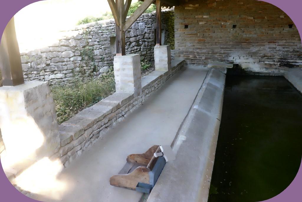 MONT SAINT JEAN (CÔTE D'OR) LAVOIR N°1