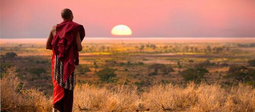Oldoinyo Lengaï, Montagne Sacrée des Maasaïs