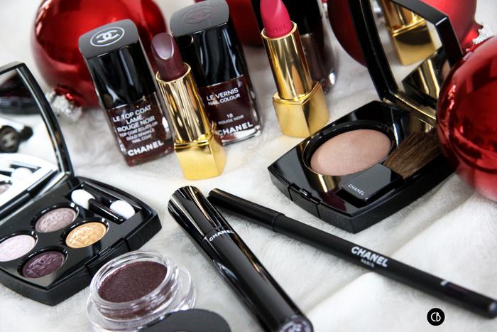 La collection Rouge Noir Absolument de Chanel
