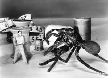 L'Homme qui retrécit (1957) - Jack Arnold
