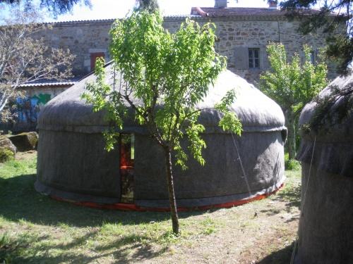 A Vinezac, chez Clémentine