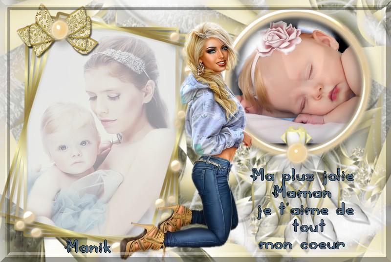 Défi pour Resoya ( fête des mères )