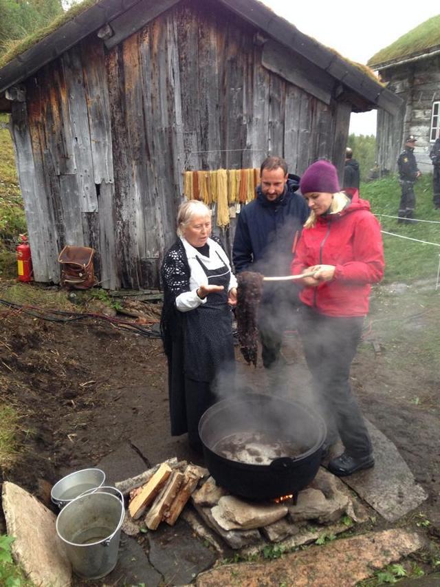 Dans le comté de Nordland