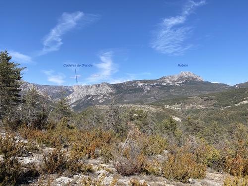Un dernier regard vers les sommets et des paysages qui nous ont accompagnés tout au long de la balade