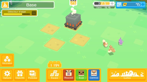 Pokemon Quest (Switch)
