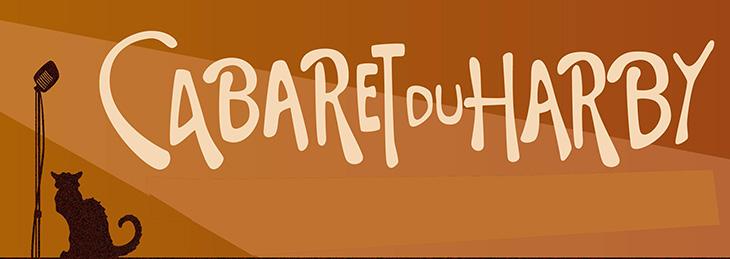 Soirée cabaret du Harby, à Anseroeul (B)