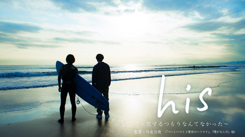 His - I Didn't Think I Would Fall In Love Trailer