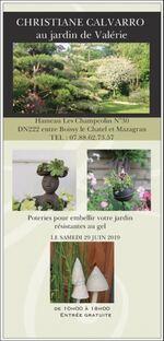 Rendez-vous jardin...