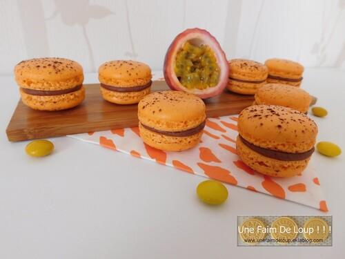Macarons Mogador