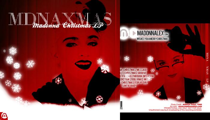 Madonna Christmas LP