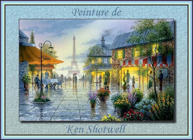 Peinture de : Ken S