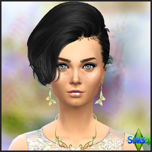 Diana Hasburg (sims4)