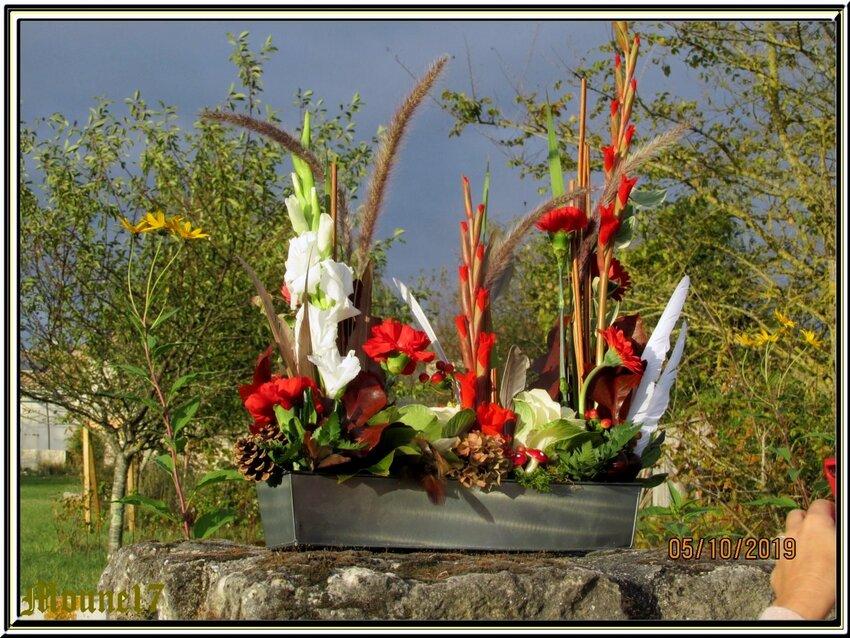 Les fleurs d'octobre